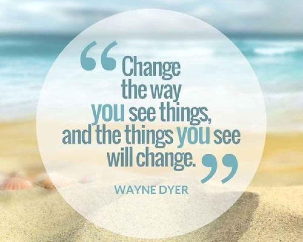 20180418 quote Wayne Dyer bij blog over overtuigingen