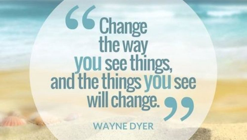 20180418 quote Wayne Dyer bij blog over overtuigingen