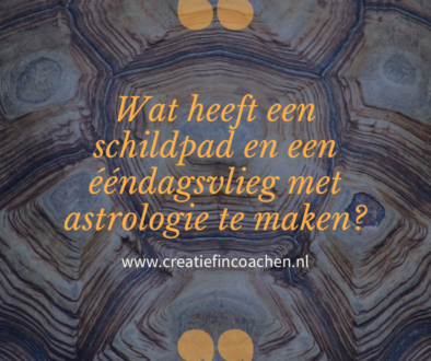 Creatief in Coachen | blog | astrologie