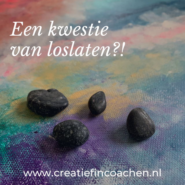 Creatief in Coachen | blog | Een kwestie van loslaten?!