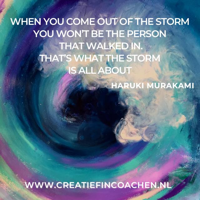 Creatief in Coachen | blog chaos in je hoofd